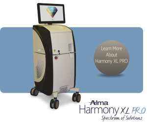 Harmony Laser for ClearLift Skin Rejuvenation